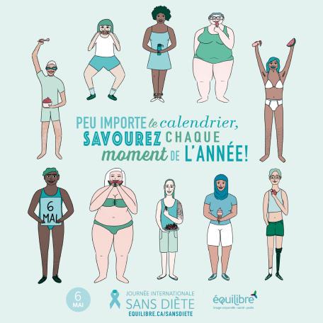 Journée internationale sans diète
