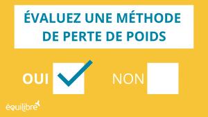 Evaluez_une_methode_de_perte_de_poids