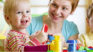Favoriser une image corporelle positive à la petite enfance